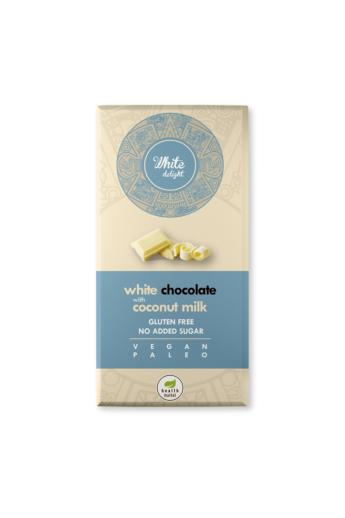 WHITE DELIGHT kókusztejes fehércsokoládé