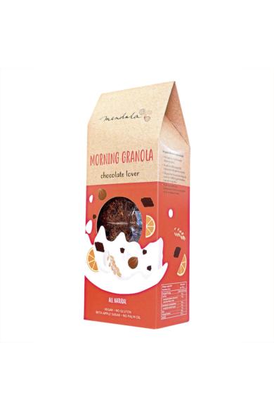MENDULA Csokis narancsos granola