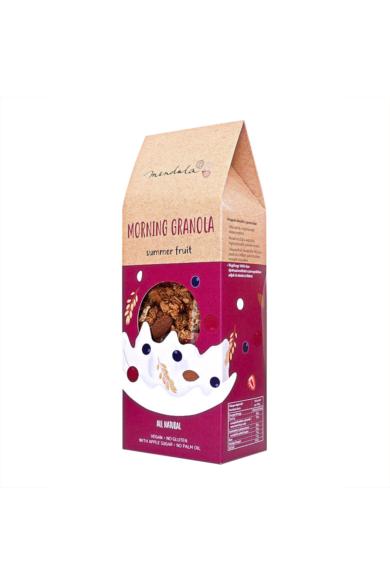 MENDULA Summer fruit granola
